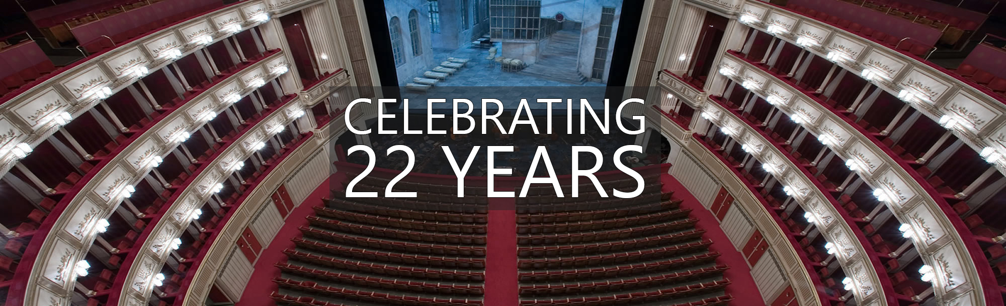Celebrating 20 Years of Excellence in 2019!